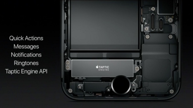 Inside the iPhone 7: Apple's Taptic Engine, explained