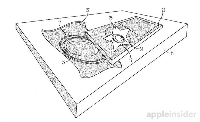 Apple získal patent na vylepšené indukční nabíjení