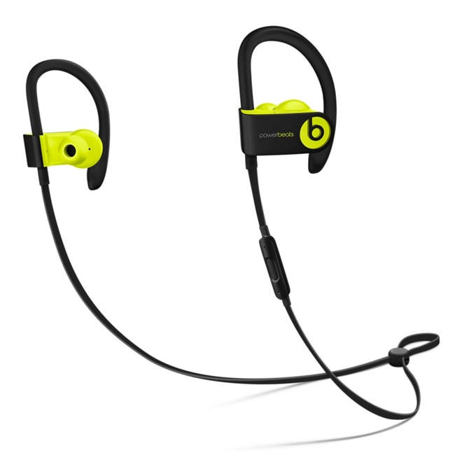 Beats launches Powerbeats3 Wireless earbuds with Apple's W1 wireless chip