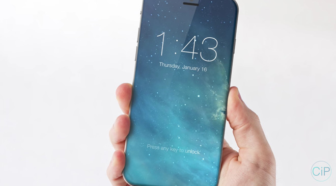 'iPhone 8' to come in three sizes, feature glass backs across the board - report