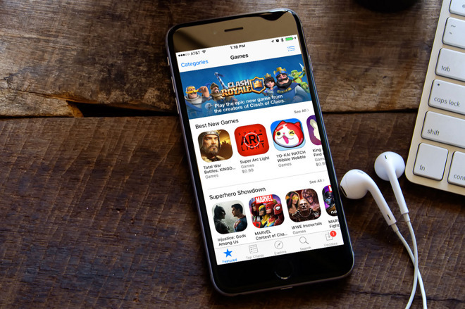 Apple zavádí promo kódy pro In-App nákupy