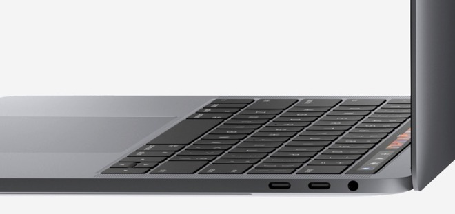 New MacBook Pro drops optical audio out through headphone jack