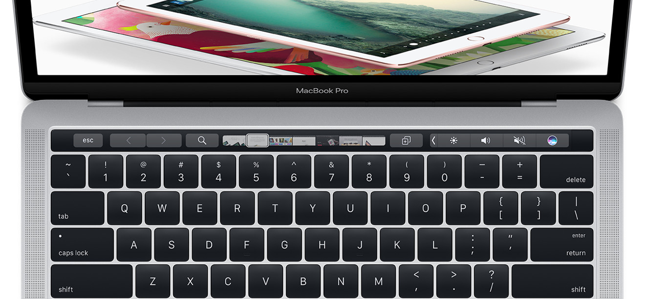 Wistron building MacBook Pro Touch Bars after original supplier falls short - report