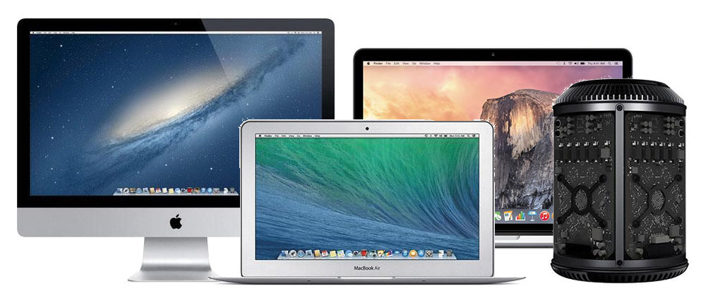 Closeout deals: Up to $1,700 off Apple iMacs, MacBooks and Mac Pros with free shipping and no tax outside NY and NJ