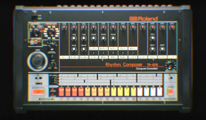 Apple Music nabs exclusive streaming rights to star-studded '808' documentary