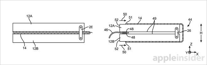 Nový patent Applu uvažuje o ohebném iPhonu v mnoha konfiguracích