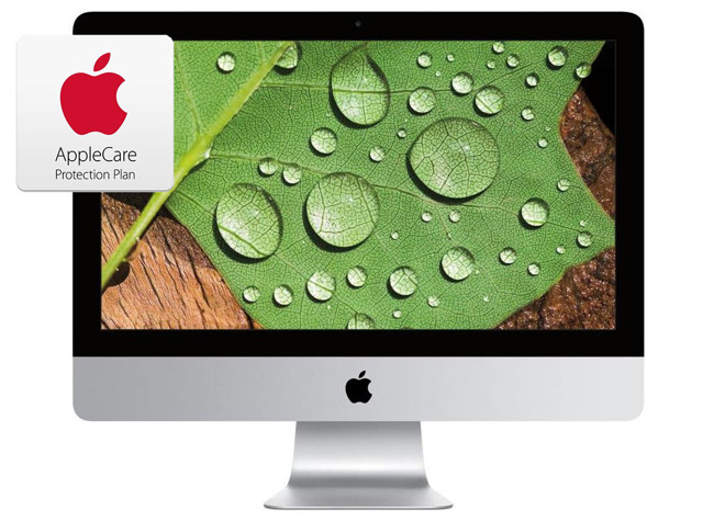 Apple iMac 4K with AppleCare