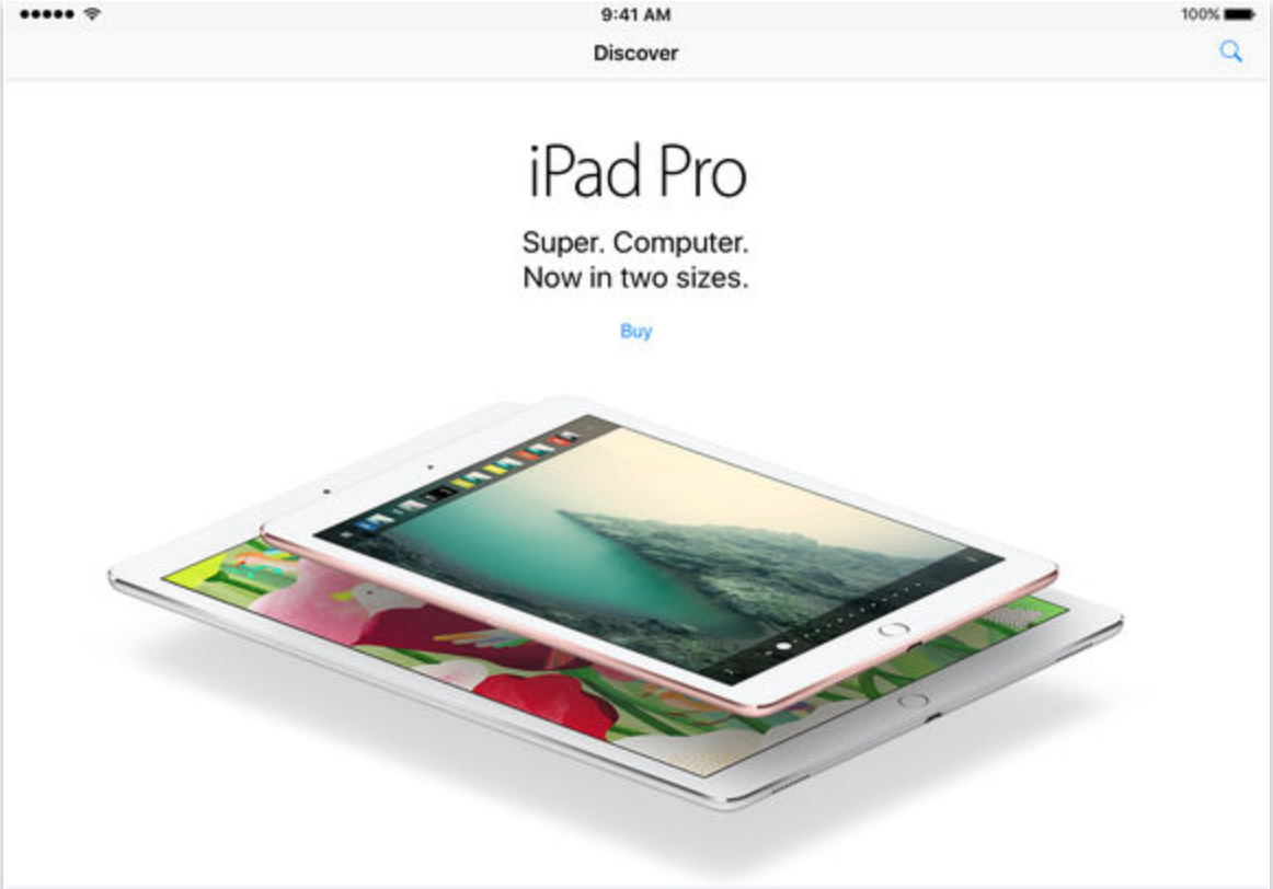 Updated Apple Store app allows users to buy favorite items from the Ap