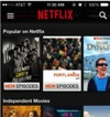 Netflix uses 'chunk' analysis on downloaded video to save space, retain quality on iPhone