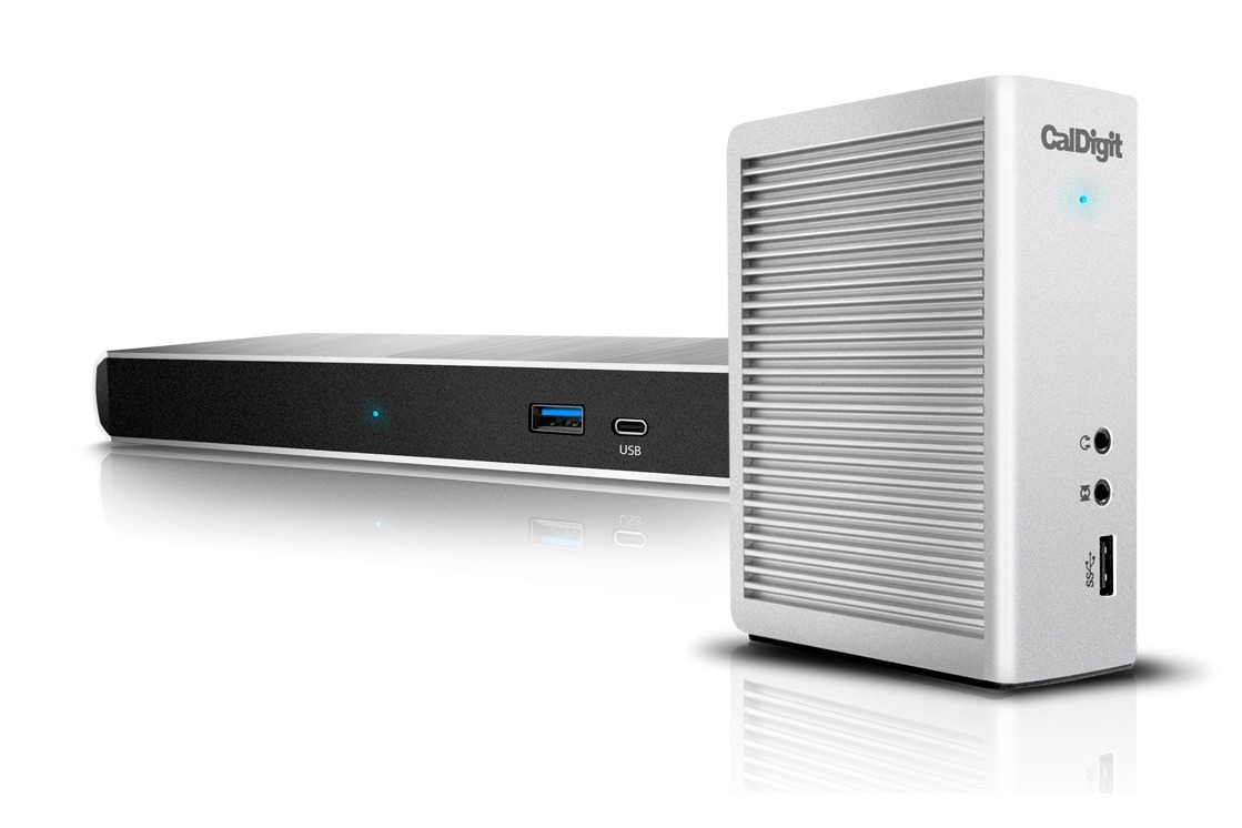 CalDigit Launches Thunderbolt Station 3 Dock with Dual 4K Support, Lite Model