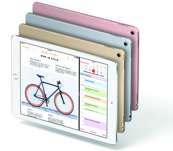 $100-$150 off Apple's 9.7-inch iPad Pros with free expedited shipping & no tax outside NY & NJ