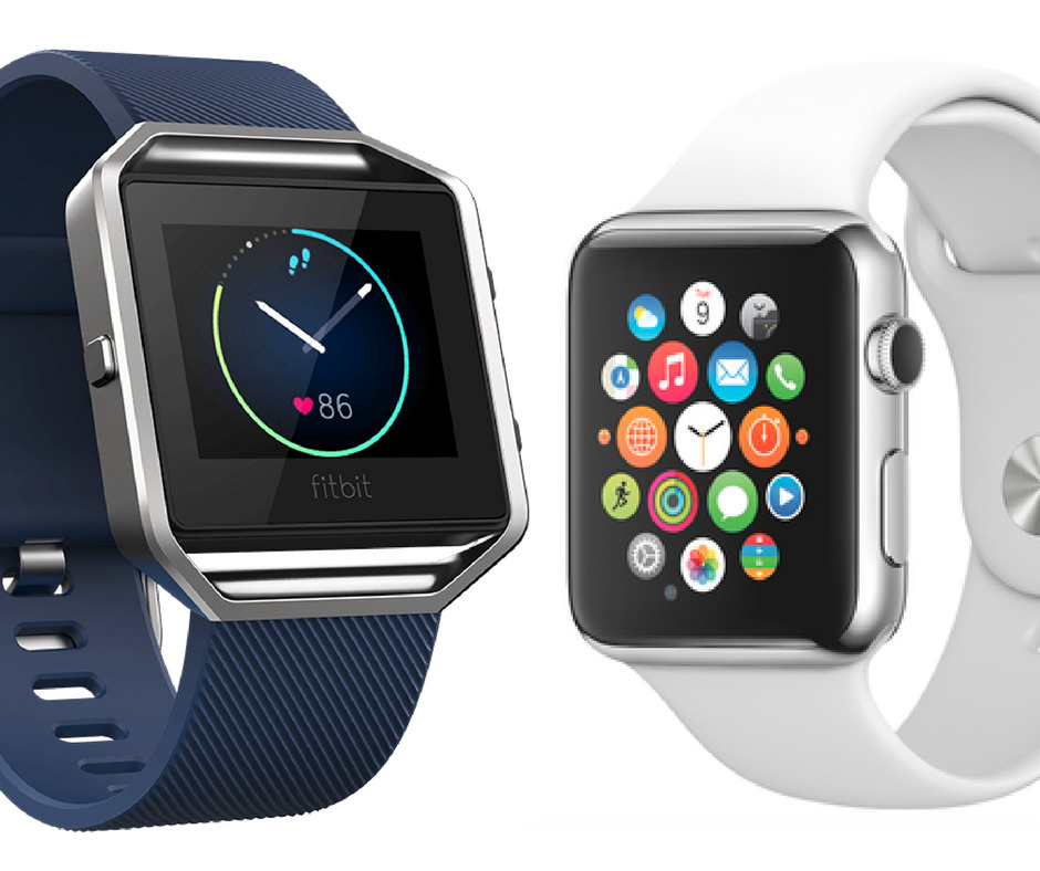 photo image Fitbit looks to challenge Apple Watch with new acquisitions