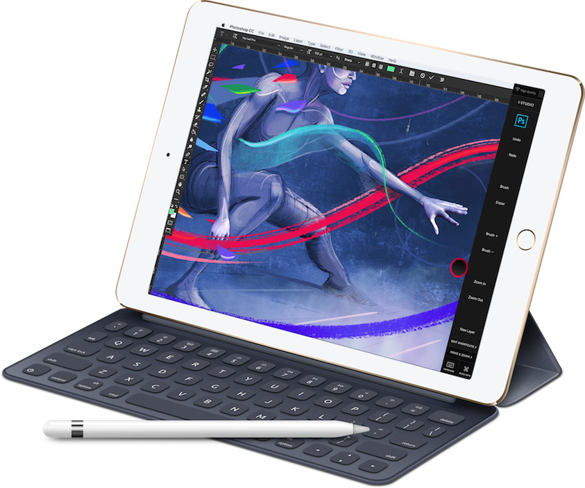 photo image Astropad Studio promises to turn iPad Pro with Apple Pencil into high-end graphics tablet