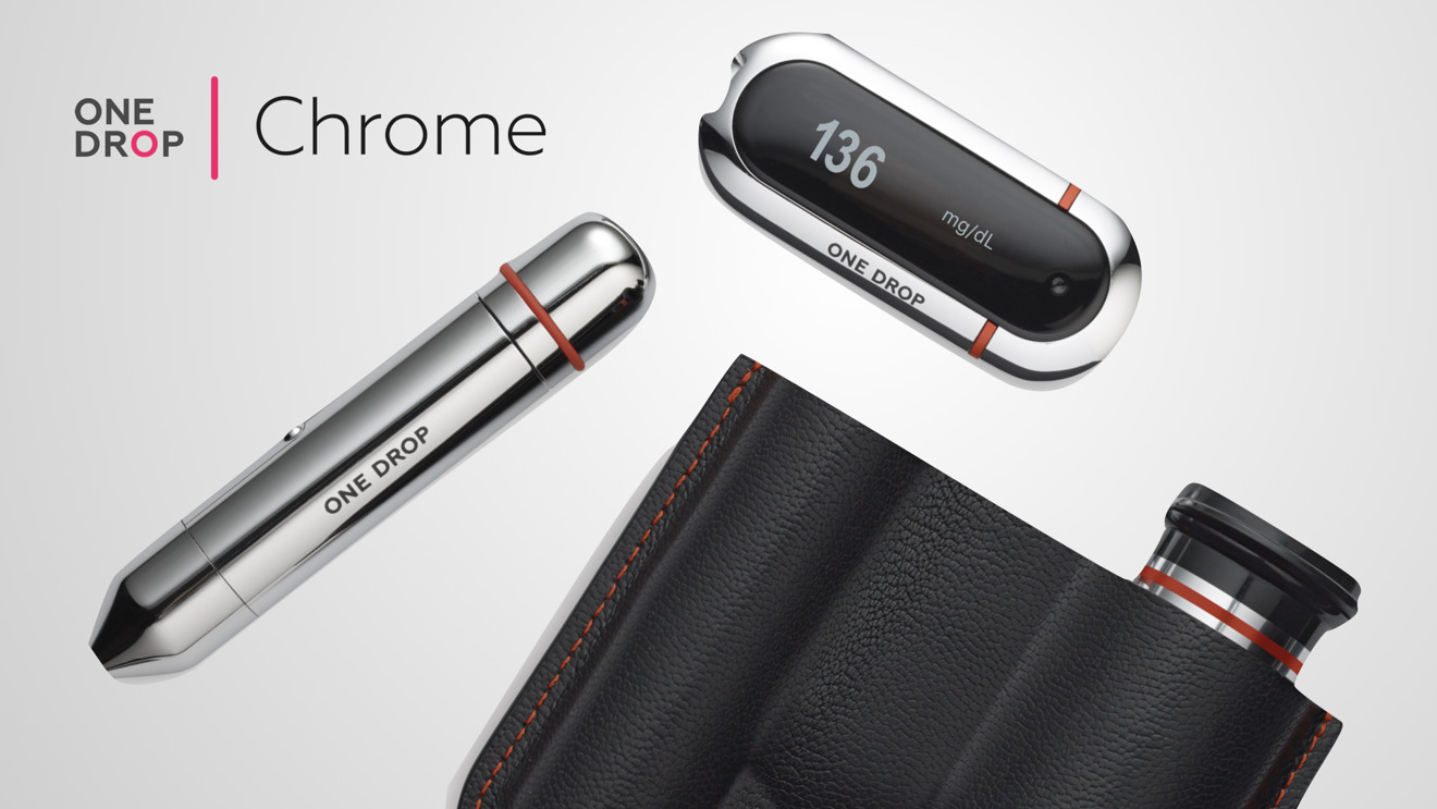 One Drop launches Chrome Blood Glucose Monitoring with ...