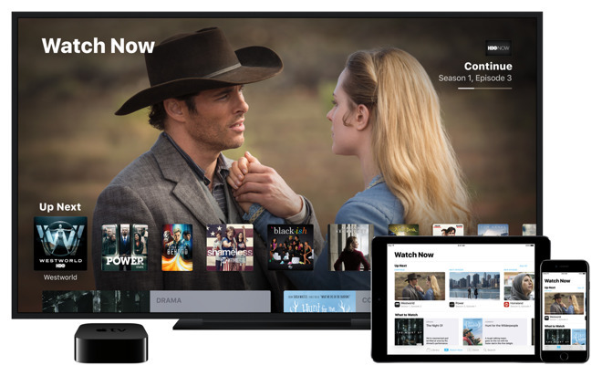 Apple TV, iPhone, iPad Gain Ability to Play Netflix Movies Directly in TV App