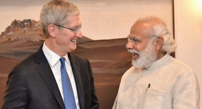 Apple detailed Indian iPhone manufacturing demands to Modi in October letter