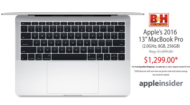 13 inch MacBook Pro coupon