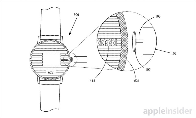 photo image Apple investigating manual winding Apple Watch, iPhone