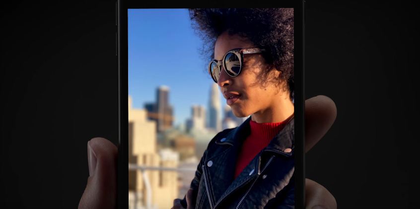photo image Apple airs two new ads showcasing Portrait mode on iPhone 7 Plus
