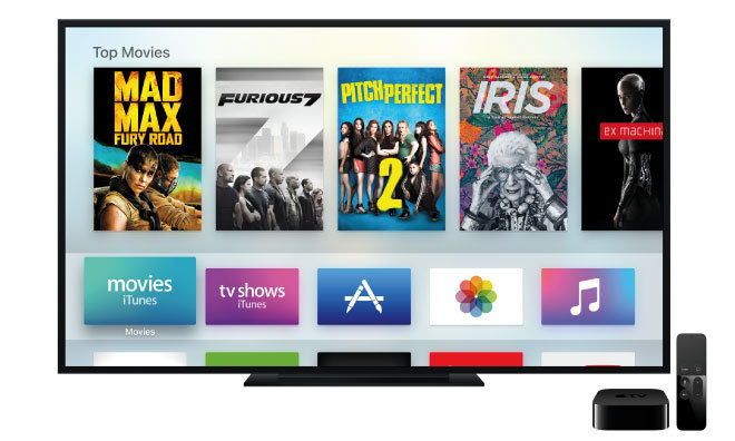 photo image Bloomberg attacks Apple TV as failing to be