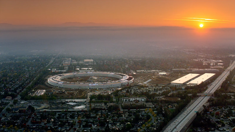 Tim Cook to relocate office to Apple Park, report says