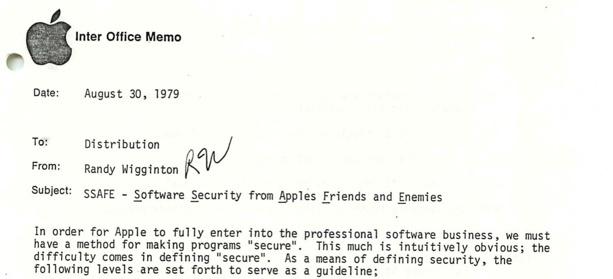 Documents Unearthed from Early Apple History Show Shift in Company Focus from Hobbyists to Businesses