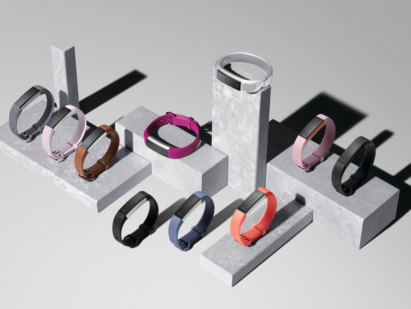 Fitbit intros iPhone-connected Alta HR, plans sleep tracking updates for current wearables