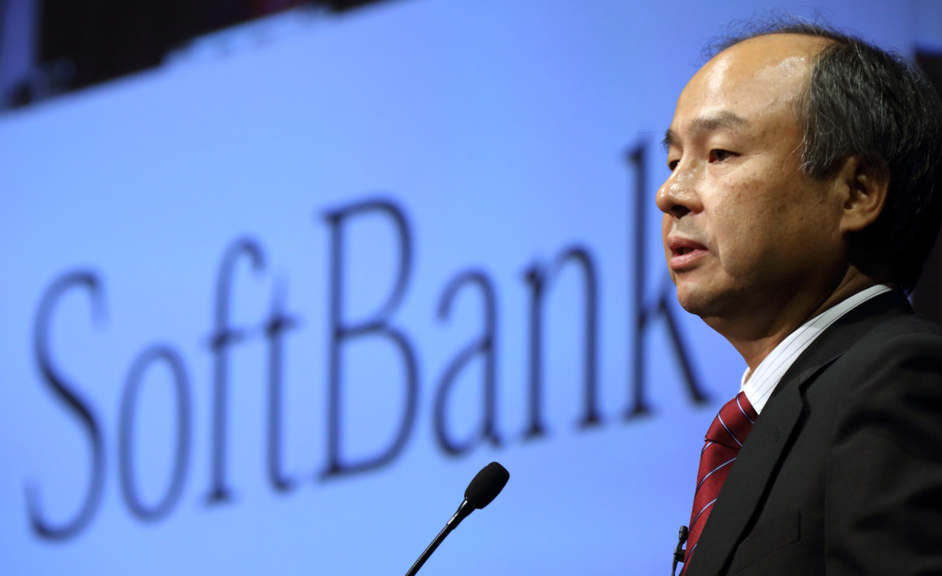 softbank ceo ditches investment plans for android. Black Bedroom Furniture Sets. Home Design Ideas