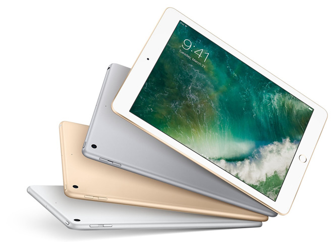 Apple's new 9.7-inch iPads starting at $319 after $10 off, plus free shipping, no tax in 48 states and 5% reward