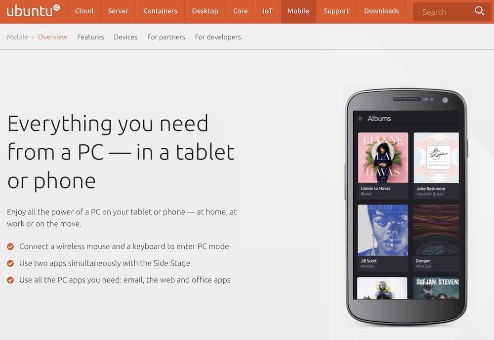 Canonical kills its Ubuntu smartphone, tablet, convergence ...
