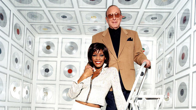 photo image Apple Music scores exclusive rights to Clive Davis documentary