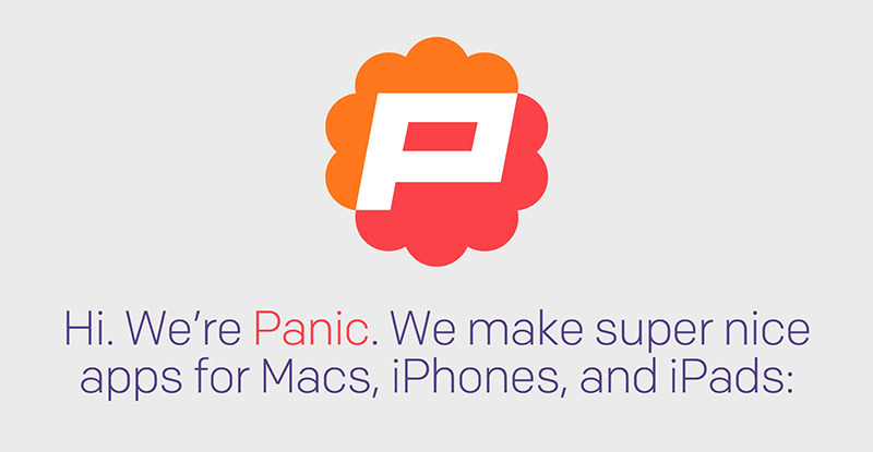 photo image Source code of several Panic apps stolen via HandBrake malware