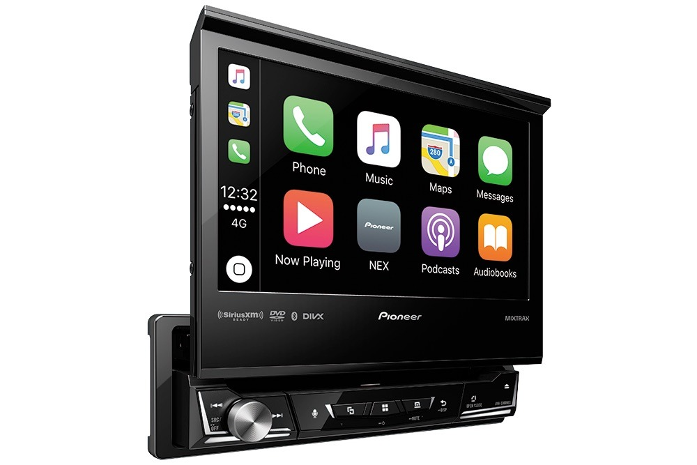 photo image Pioneer reveals 2017 NEX aftermarket head units with CarPlay support