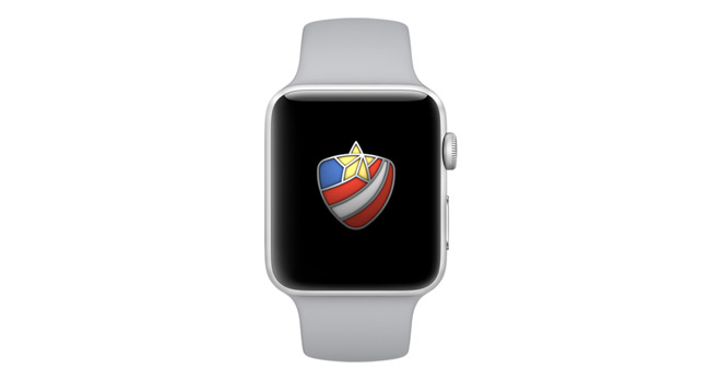 Apple Watch gets special Veterans Day activity challenge