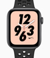 Apple Watch Series 4 has smaller batteries than Series 3, official specs show