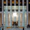 Tim Cook opens doors at Apple's Fifth Avenue flagship store [u]