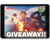 Black Friday Flash Giveaway: Enter to win a free 10.2-inch Apple iPad