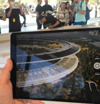 Apple's AR plans include accurate handling of real and virtual objects