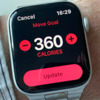 How to change your calorie goal on Apple Watch
