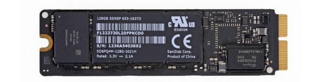 New PCIe-based storage