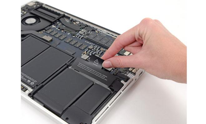 13-inch Retina MacBook Pro teardown