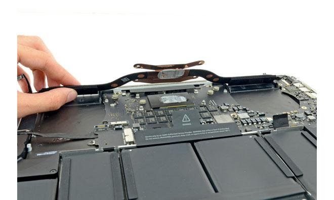 15-inch Retina MacBook Pro teardown