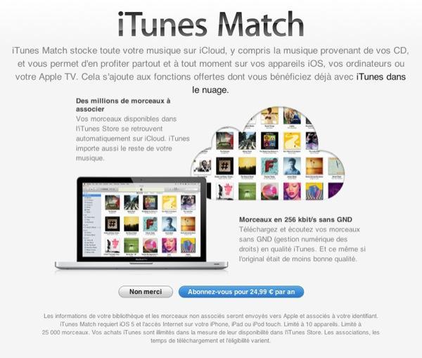 France iTunes