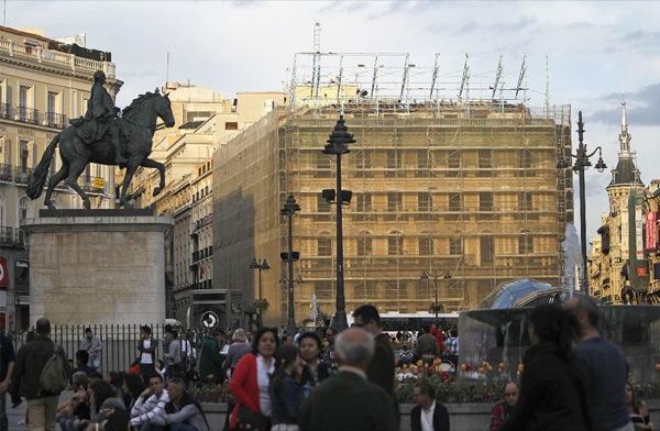 Madrid store