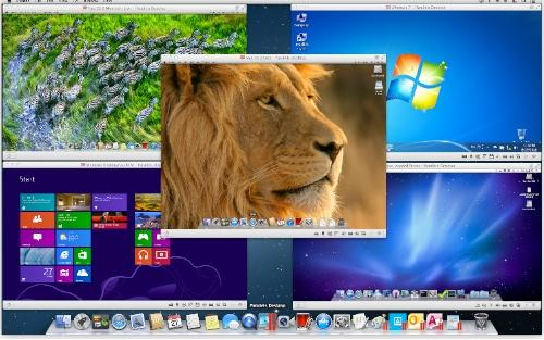 Parallels 8 Multi-OS