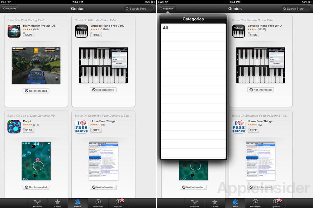 iPad Genius
