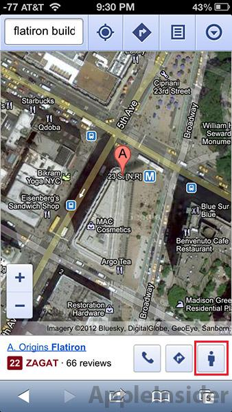Live Street View Google Map