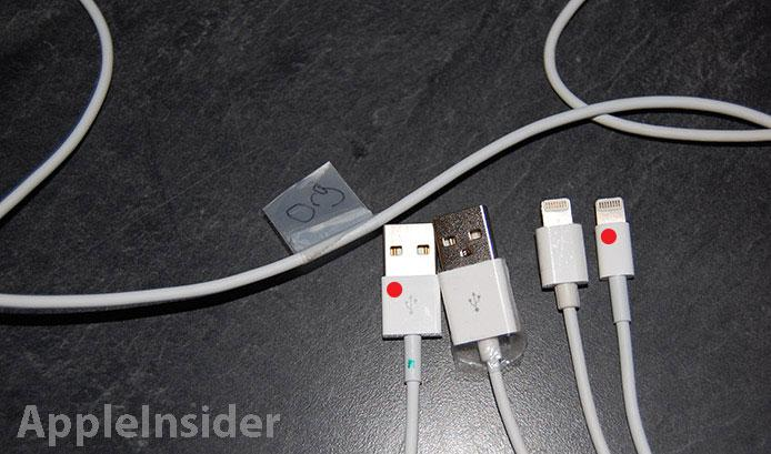 Chinese Lightning Cable