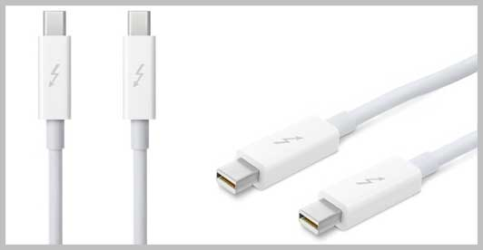 Apple debuts shorter 0.5m Thunderbolt cable, cuts price of 2m ...