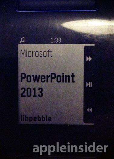 Pebble PowerPoint